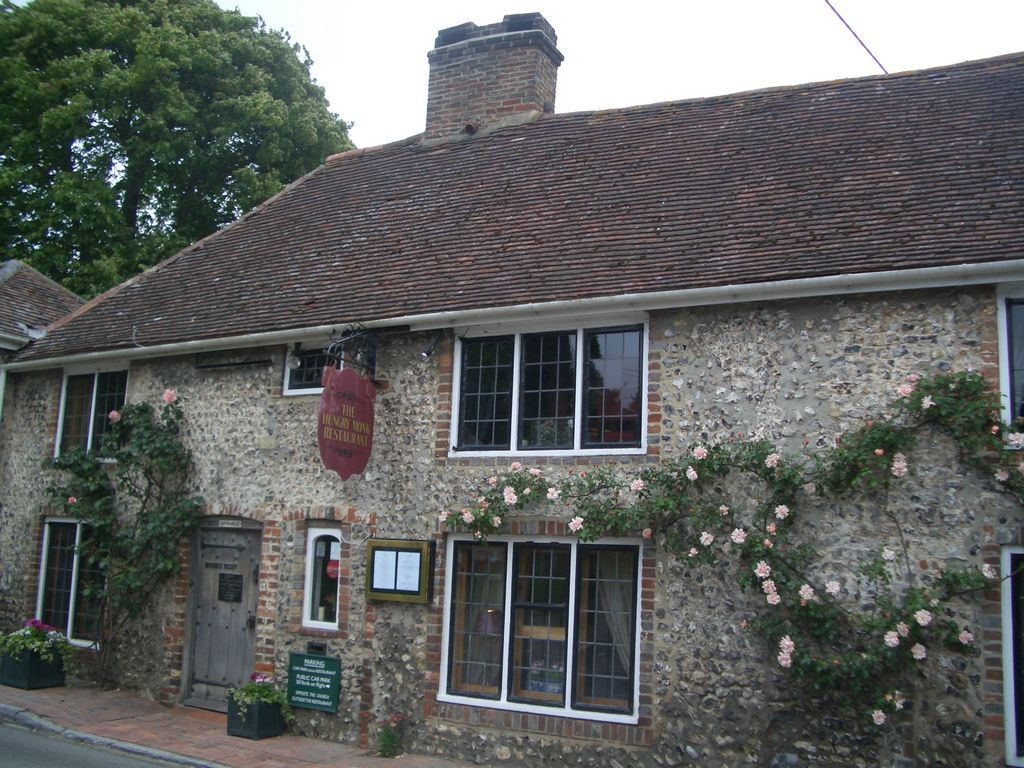 The Hungry Monk Restaurant where The Banoffee Pie was created
