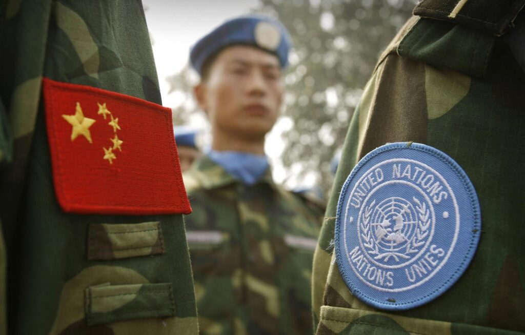 China and United Nations
